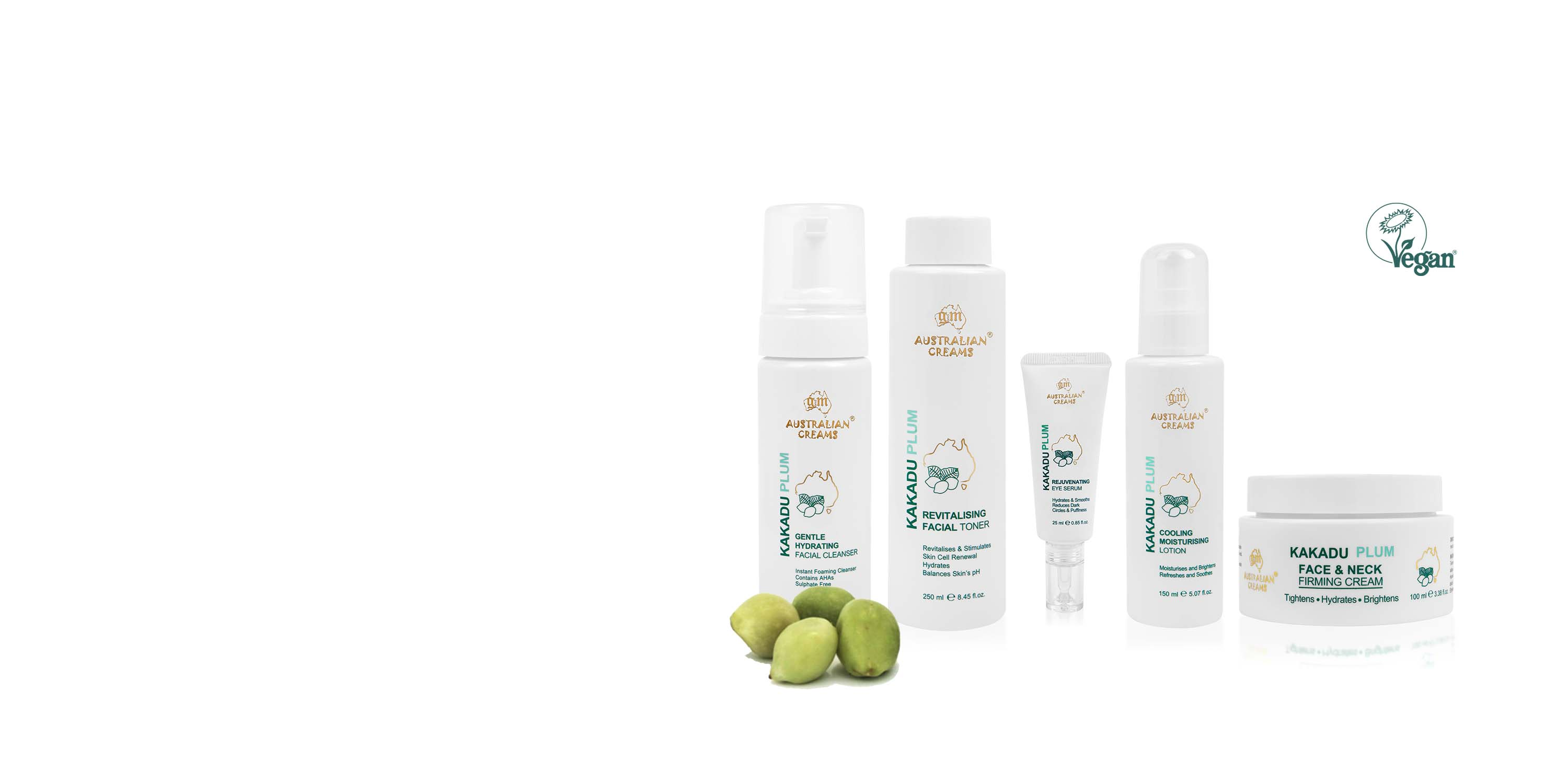 Australian Creams Kakadu Plum Collection