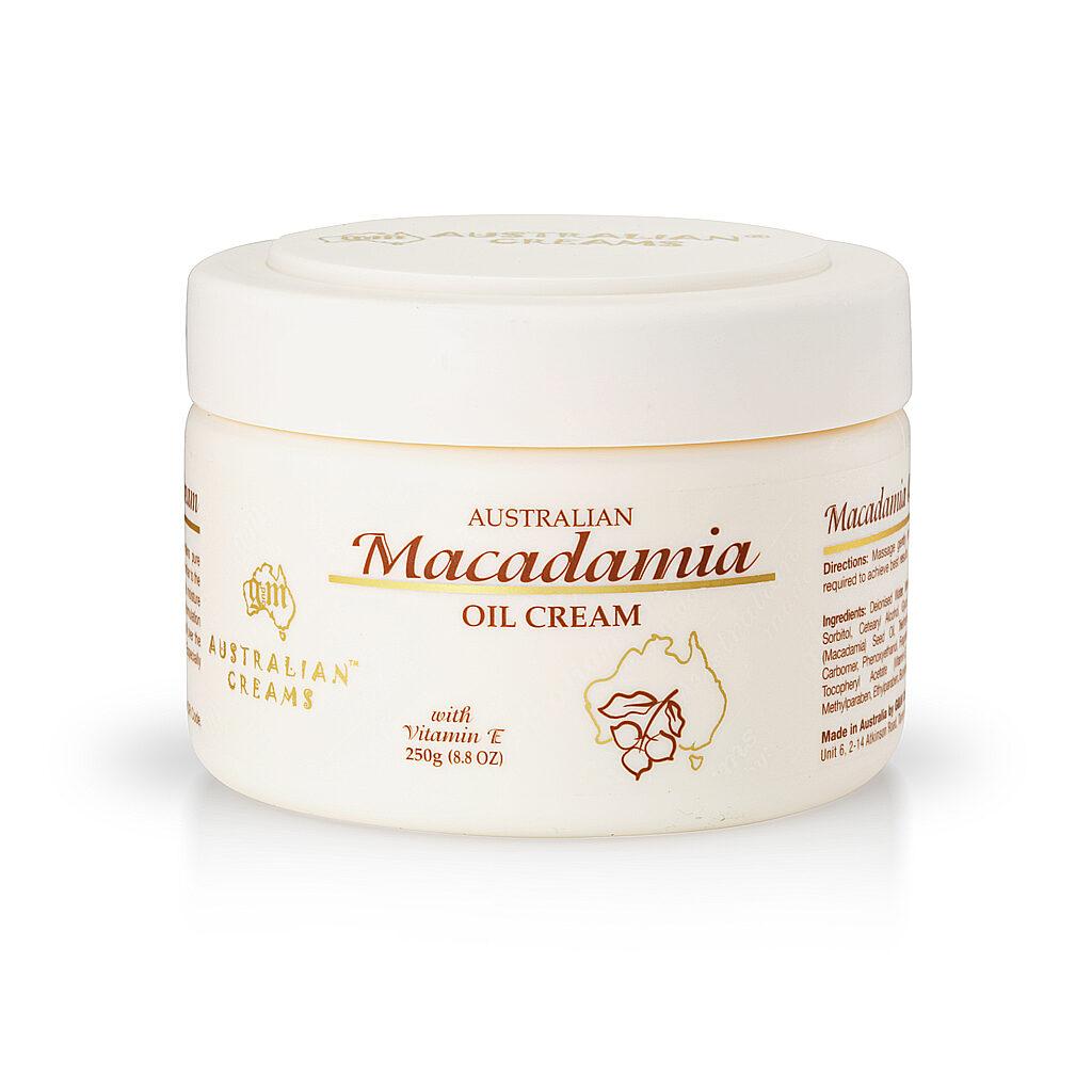 Australian Creams Macadamia Oil Cream