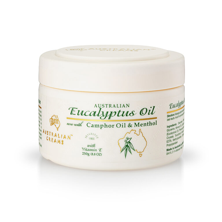 Australian Creams Eucalyptus Oil Cream