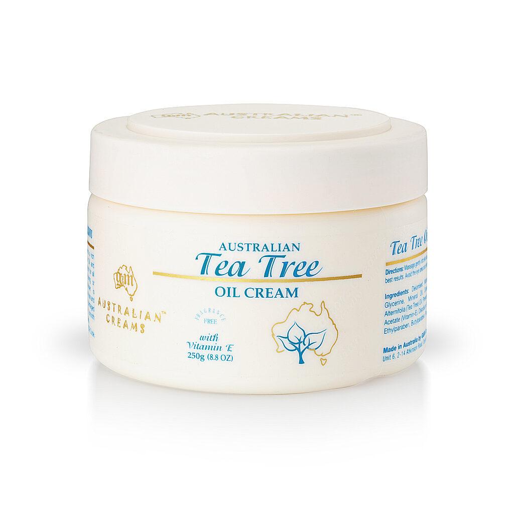 Australian Creams Tea Tree Oil Cream