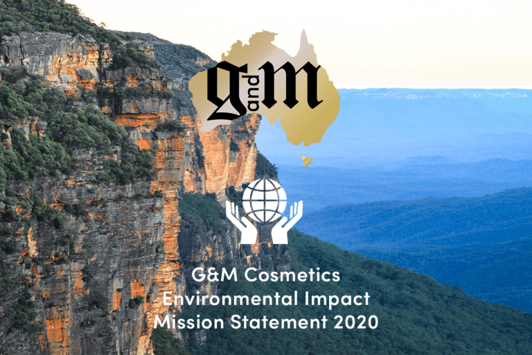 Environmental Impact Mission Statement 2020