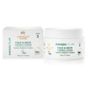 kakadu plum collection face and neck cream