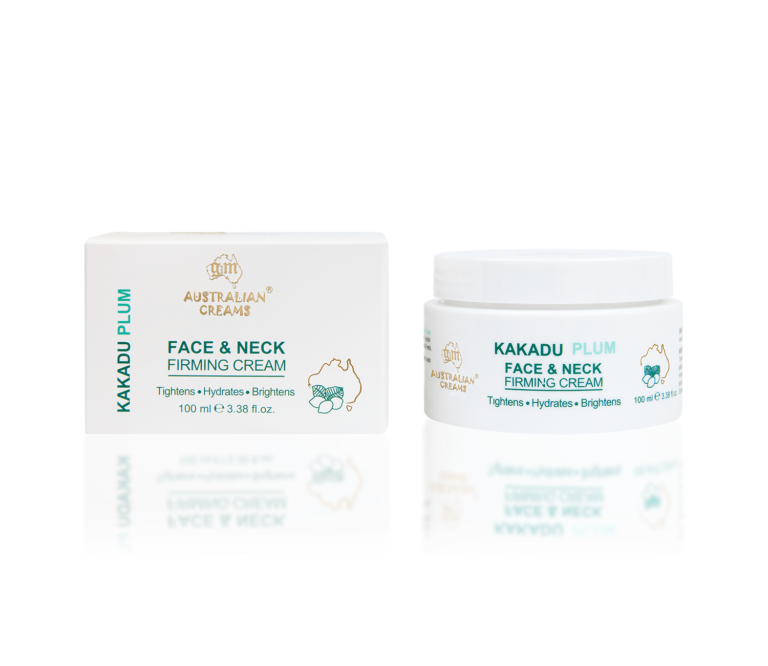 Australian Creams Kakadu Plum Face & Neck Firming Cream