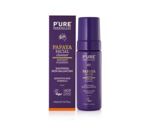 P'URE Papayacare Papaya Facial Cleanser