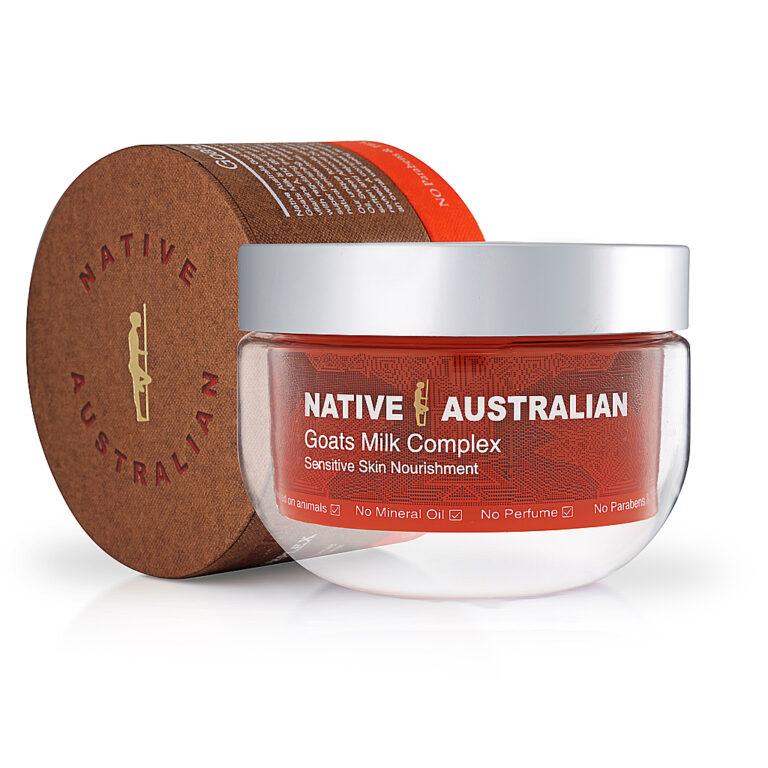 Native Australian Goats Milk Complex Cream