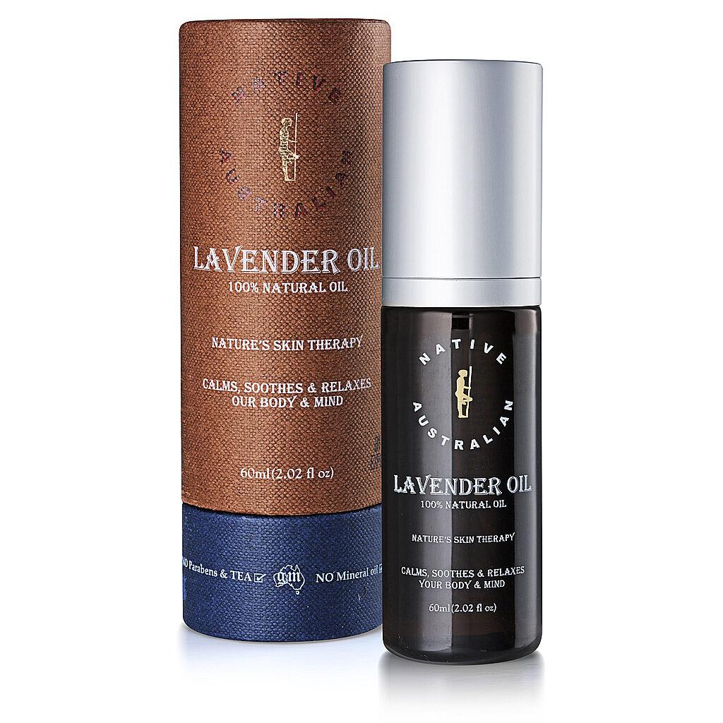 Native Australian Certified Organic Lavender Oil