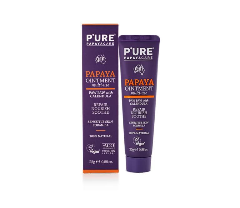 P'URE Papayacare Papaya Ointment Multi-Use Balm