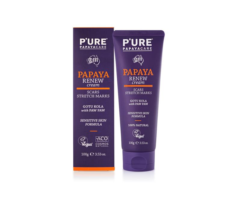 P'URE Papayacare Papaya Renew Cream