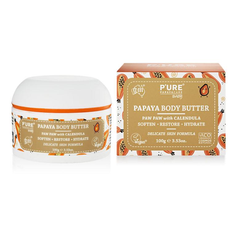 Papaya Baby Body Butter