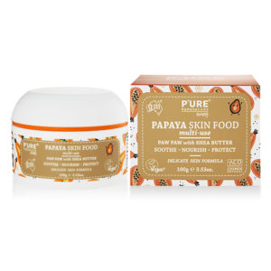 Papaya Baby Skin Food