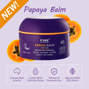 P'URE Papayacare Papaya Balm